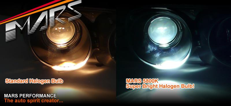 5800k 100w super hid xenon bright h9 type halogen car head lights mars 5800k super white 100w h9 halogen car head lights bulbs aloadofball Images