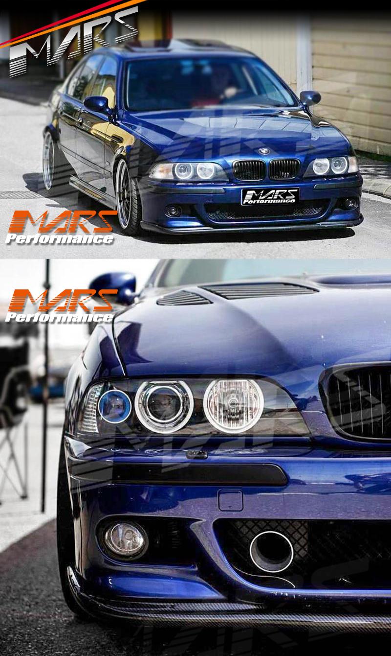 Cash For Car >> Hamann M5 Style Front Bumper Carbon Fiber Lip for BMW E39 ...