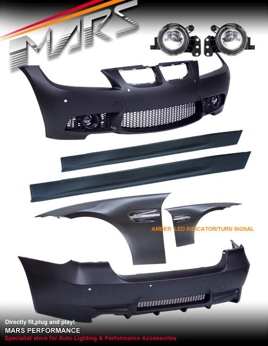Bmw E30 M3 Rear Fenders