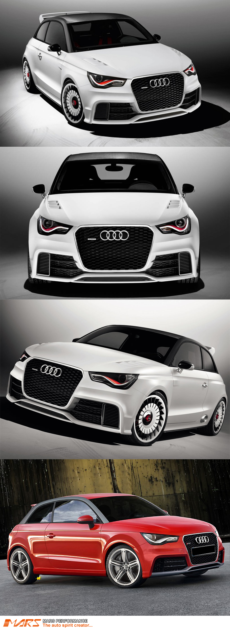 Details About Chrome Black Rs1 Honeycomb Style Front Bumper Grille Grill For Audi A1 8x 10 14