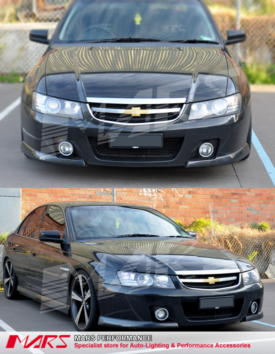 chervolet chevy grill for holden commodore vz sedan ute. Black Bedroom Furniture Sets. Home Design Ideas
