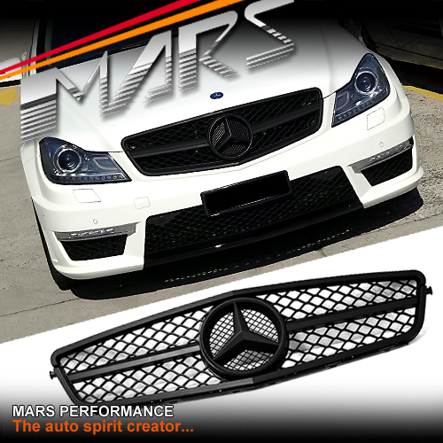 Mercedes benz mars performance for Mercedes benz grille