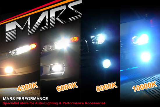 Mars Luxurypack Canbus Ecu Speical Hid Xenon Lamp For Bmw