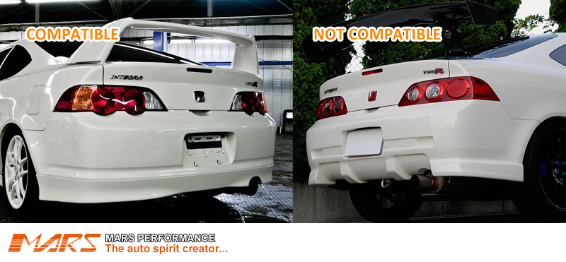 Awesome Black LED Altezza JDM Tail Lights For Honda Integra DC5 01 04