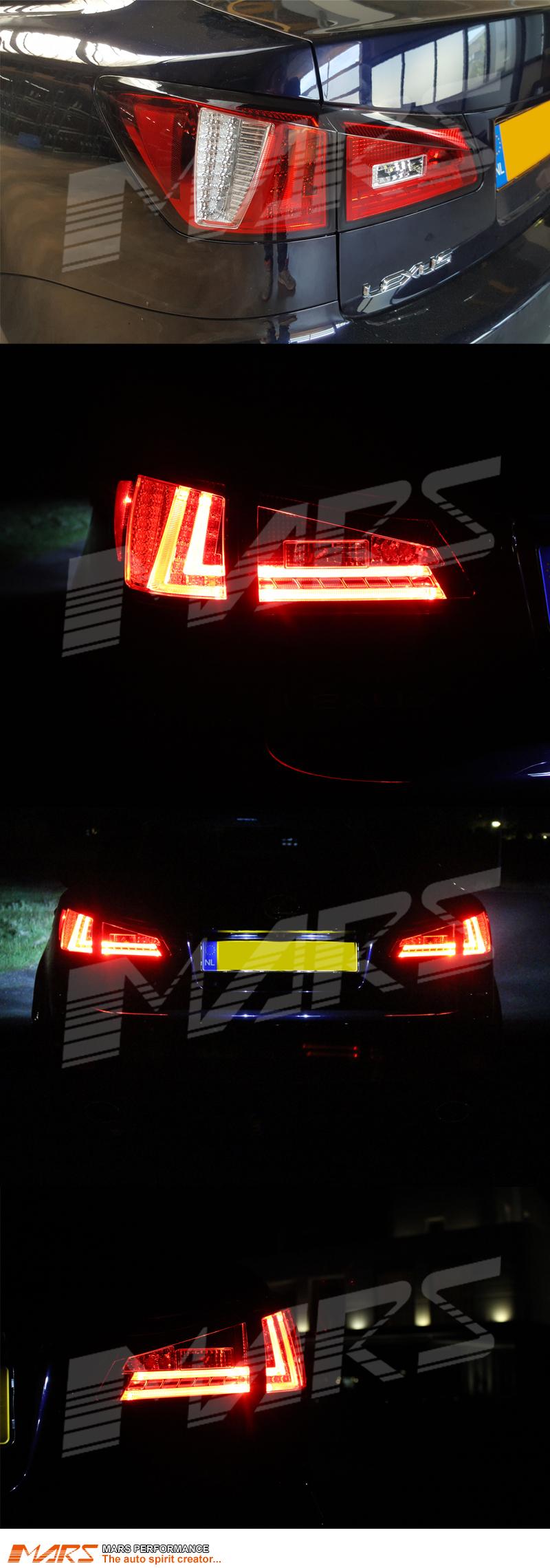 how to make a led stripe brake light