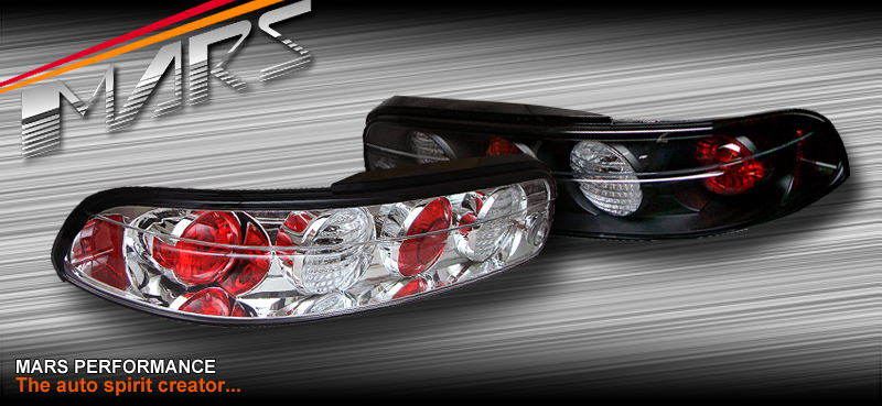 Details about Crystal Altezza Tail lights for TOYOTA SOARER & LEXUS SC300  SC400 91-01