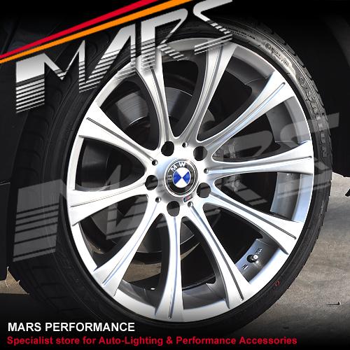 4x-19-Inch-M5-Concave-Stag-Style-Silver-Alloy-Wheels-Rims-BMW-E38-E39-E60-F10