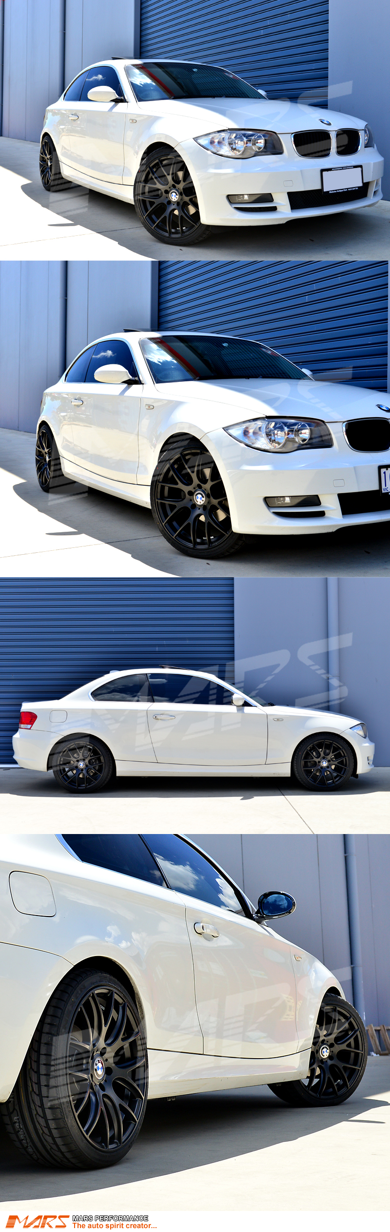 Mars Mp Jl 19 Inch Concave Stag Wheels Rims For Holden Hsv