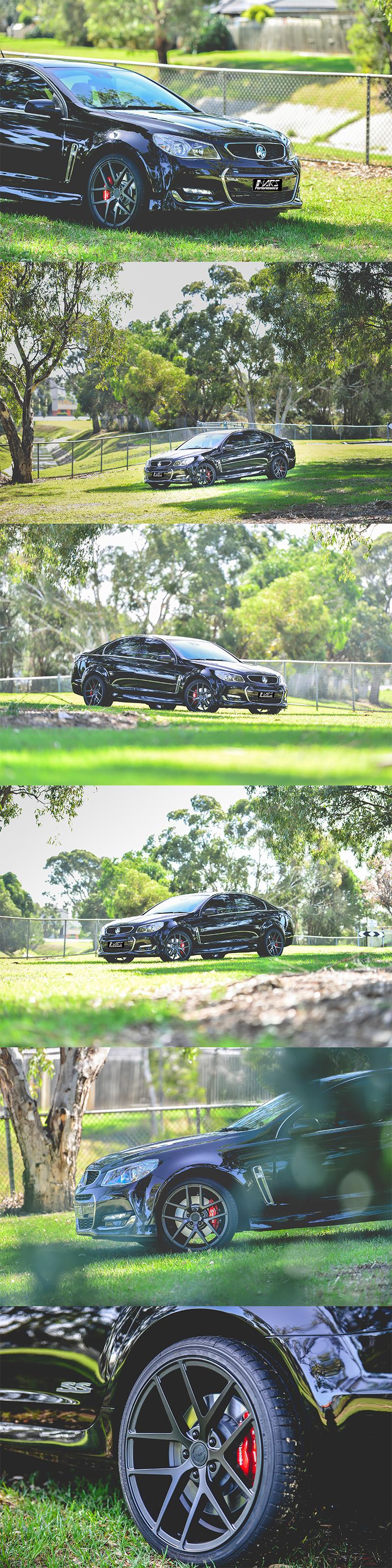 Mars Mp Kw 20 Inch 5x120 Matt Sandy Black Stag Alloy Wheels Rims For Holden Commodore Amp Hsv