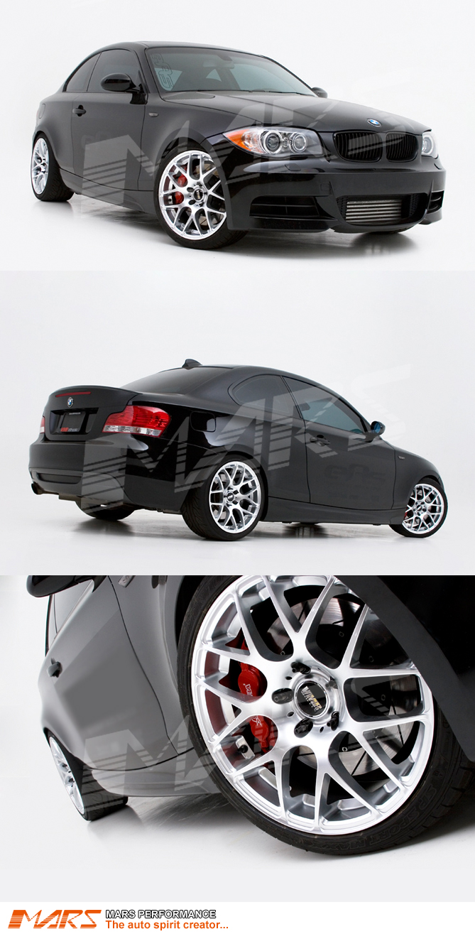Vmr V710 4 X 18 Inch Hyper Silver Stag Concave Alloy