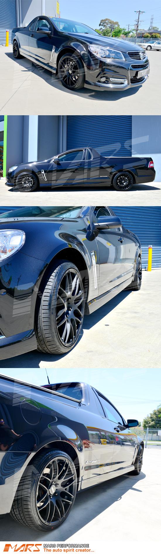 Vmr V718 19 Quot Black Stag Concave Alloy Wheels Rims 5x120