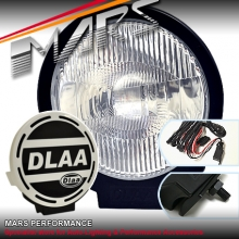 MARS LA938 8 inch 4x4 Fog Driving Spot Lights with Protect Covers