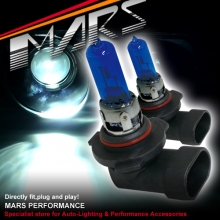MARS 5800K Super White 100W HB3 9005 Halogen Car Head Lights Bulbs