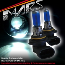 MARS 5800K Super White 100W HB4 9006 Halogen Car Head Lights Bulbs