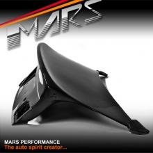 CSL M3 Style Real Carbon Trunk Boots for BMW 3-Series E46 Coupe