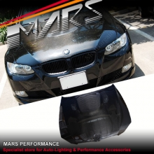Carbon Fibre OEM Style Bonnet Hood for BMW M3 E90 E92 E93