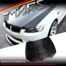 Real Carbon Fiber M3 OEM Style Bonnet for BMW 3 Series Coupe E92 E93 06-09