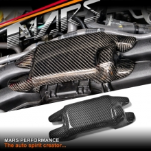 Real Dry Carbon Fiber Engine Cover for Toyota 86 & Subaru BRZ