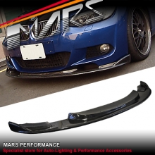 Hamann M3 Style Front Bumper Carbon Fiber Lip for BMW E92 E93 M Tech 06-09