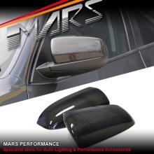 Real Carbon Fibre Mirror Cover for BMW X5 E70 07-13