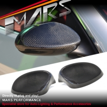 Real Carbon Fibre Mirror Cover for BMW E92 Coupe & E93 Convertible 06-09