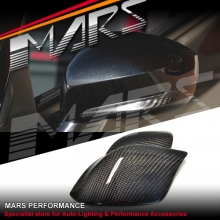 Real Carbon Fibre Mirror Cover for Nissan GT-R R35