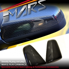 Real Carbon Fibre Mirror Cover for Holden COMMODORE & HSV VE VF