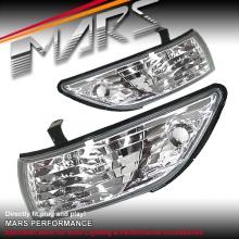 JDM Crystal Side Corner Parker Lights for Nissan Silvia S13