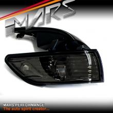 JDM Smoked Side Corner Parker Lights for Nissan Silvia S13