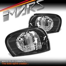 Black Side Corner Parker Lights for Subaru Impreza 93-00 GC8 & GF8