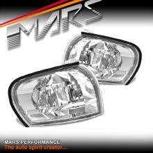 Crystal Clear Side Corner Parker Lights for Subaru Impreza 93-00 GC8 & GF8