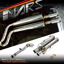 MARS Performance Muffler Exhaust for BMW E36 318i & 316i