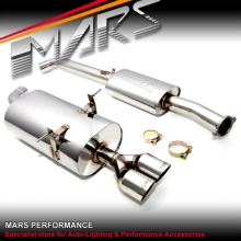 MARS Performance Muffler Exhaust System for BMW E36 318IS