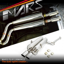 MARS Performance Muffler Exhaust for BMW E36 320i 323i