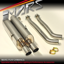 MARS Performance Muffler Exhaust for BMW E36 325i