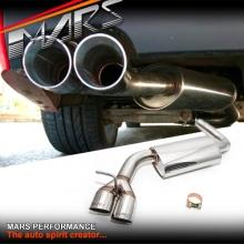 MARS Performance Exhaust Muffler for BMW E90 E91 E92 E93 Diesel 318D 320D 330D