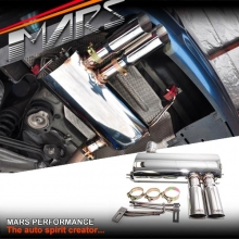 MARS Performance Exhaust Muffler for BMW E90 E92 L6 & L4