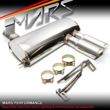MARS Performance Exhaust Muffler for BMW E90 E92 L6 & L4