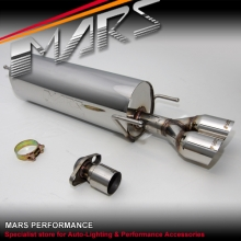 MARS Performance Muffler Exhaust System for Holden Opel Astra G 98-04