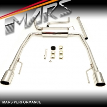 MARS Dual Outlet Twin Muffler Exhaust Catback System for Holden Cruze Sedan