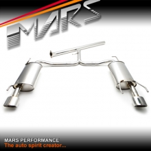 MARS Performance Cat-Back Exhaust System & Muffler for Toyota Camry 2.5 engine 12+