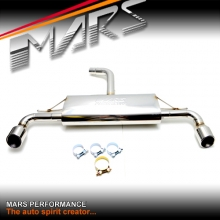 MARS Full Stainless Exhaust Muffler for VW VolksWagen Golf VII 7 GTi