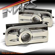 Chrome Projector Bumper Bar Fog Lights for BMW 3 Series E36 Sedan Coupe Convertible