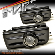 Black Projector Bumper Bar Fog Lights for BMW 3 Series E36 Sedan Coupe Convertible