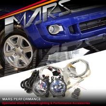 MARS Bumper Bar Driving Fog Lights for Ford Ranger 11-15