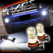 MARS Projector Super Bright LED SMD Bumper Bar Driving Fog Lights Bulbs for Ford RANGER PX 11-16