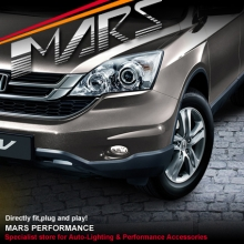 MARS Bumper Bar Driving Fog Lights for Honda CR-V 10-12