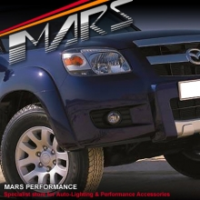 MARS Bumper Bar Driving Fog Lights for MAZDA BT-50 06-08