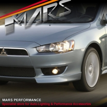 MARS Bumper Bar Driving Fog Lights for Mitsubish Lancer CJ 07-12