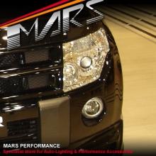 MARS Bumper Bar Driving Fog Lights for Mitsubish Pajero NS NT 07-12